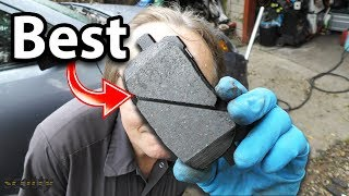 The Best Brake Pads in the World and Why