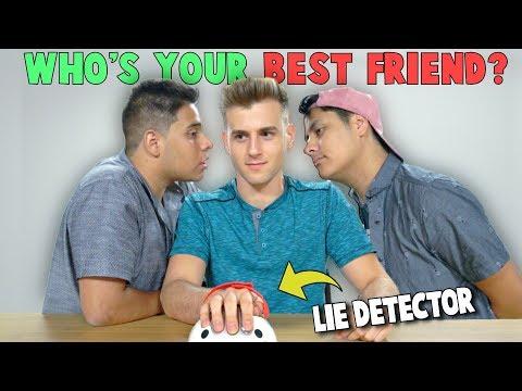 Lie Detector Shock Test!