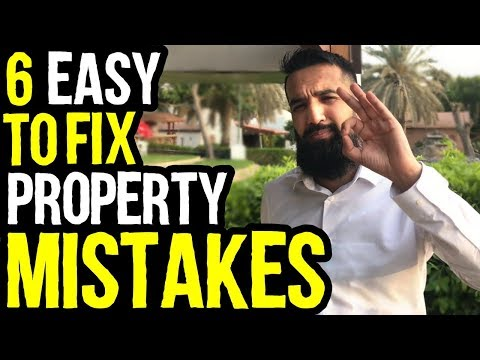 6 Mistakes Nadaan Property Developers Make | Azad Chaiwala Show