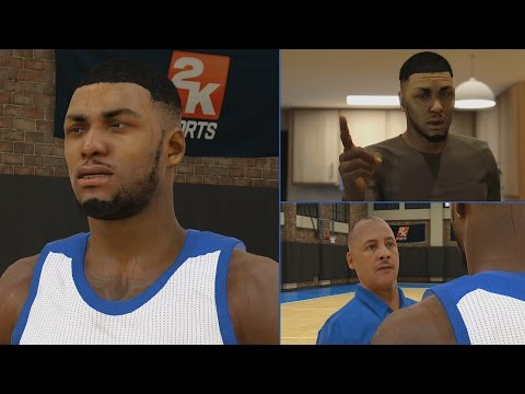 NBA 2K15 MyCAREER - Fighting For A 10 Day Contract!