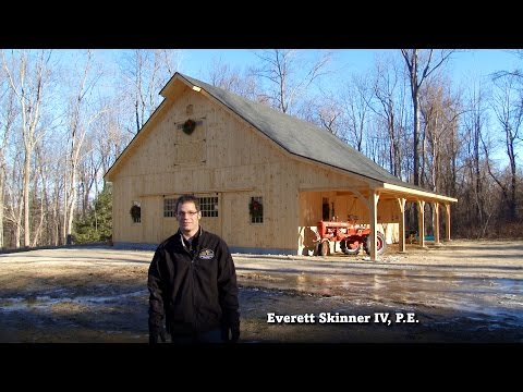 Xxx Mp4 Barn Tour Saratoga Post And Beam Barn Built By The Barn Yard Amp Great Country Garages 3gp Sex
