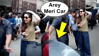 Kareena Kapoor Worried About Her 2.5 Crore Lavish Car