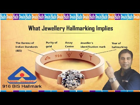 How Much Pure Is Your Gold - What is BIS Hallmark Jewellery – Explained In Hindi