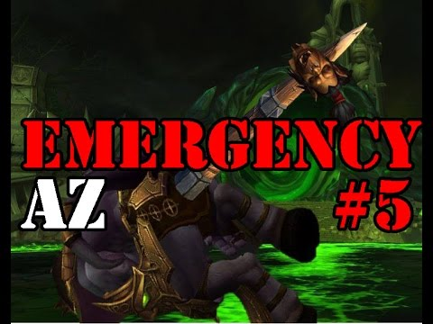 EMERGENCY AZ #5: Final Content Patch IS 6.2 !!