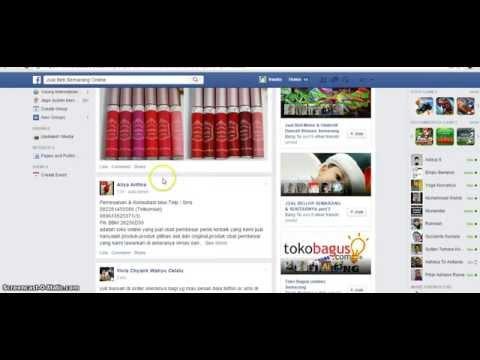 Mengumpulkan pin bb via fB
