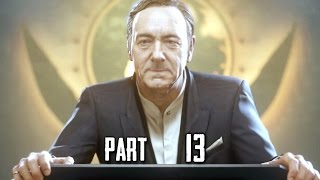 Call of Duty Advanced Warfare Walkthrough Gameplay Part 13 - Collapse - Campaign Mission 11 (COD AW)