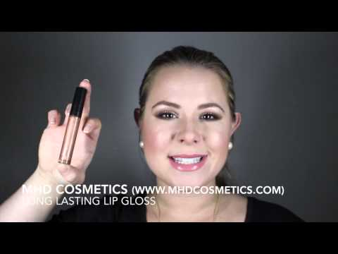 MHD Cosmetics - Long Lasting Lip Gloss
