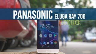 Panasonic Eluga Ray 700 [Quick Look]