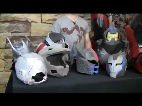 Beginner's Armor Making with EVA Foam for Cosplay and Film