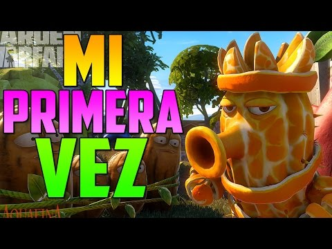 MI PRIMERA VEZ!! - Plantas vs Zombies Garden Warfare Gameplay