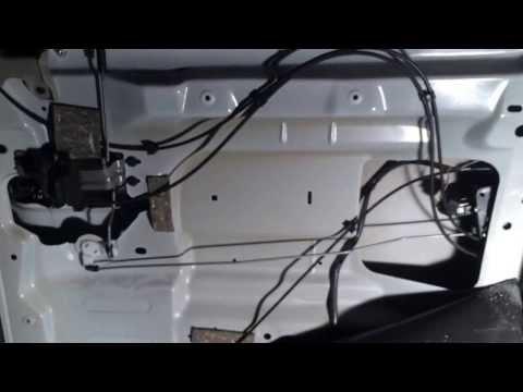 2005 Dodge Grand Caravan Sliding Door Lock Actuator