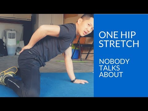 Hip pain relief  - one exercise no one talks about for your inner thighs