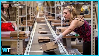 Amazon Employees Have To PEE IN BOTTLES Under Horrendous Working Conditions | What