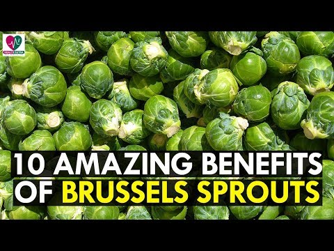 10 Amazing Health Benefits of Brussels Sprouts