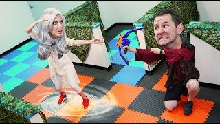NERF Dungeons & Dragons Challenge! [Ep. 2]