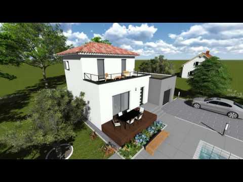 Les Villas Véténa - Modèle Alicante Véténa