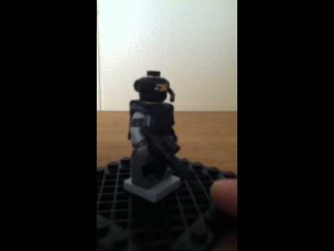 Lego call of duty custom TF 141