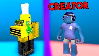 PLAYING WITH THE CREATOR OF ROBLOX WOULD YOU RATHER