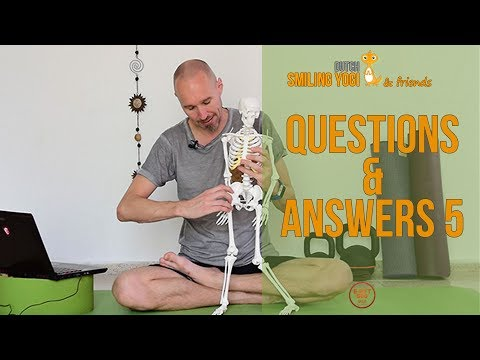 Questions and Answers: Acro Yoga, Teacher Training, Ejaculation - Q&A 005