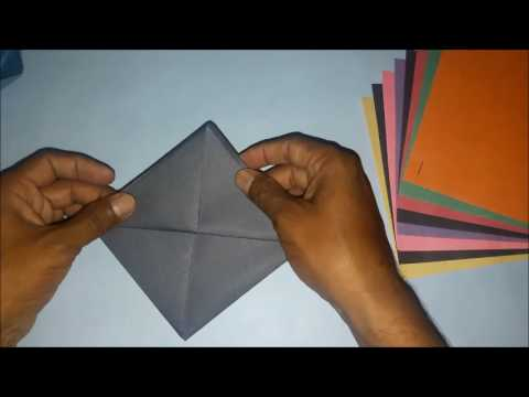 How To Make Paper Boat,(miss craft studio)