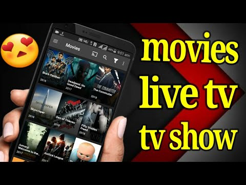 New entertainment  Android app movies, tv show, sports ( Hindi )