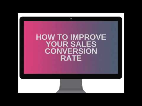 HartPartners - How To Improve Your Sales Conversion Rate