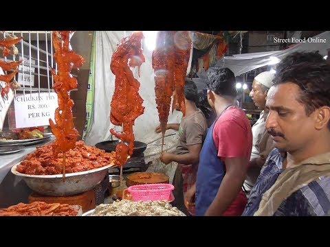 Chicken Fry | Fish Fry | Prawn Fry | Interesting Street Food Kolkata Zakaria Street