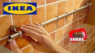 IKEA Kitchen Fintorp Rail Installation (IKEA Kitchen Appliances)