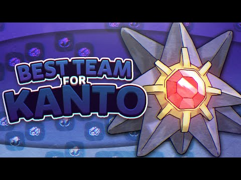 Best Team For Kanto