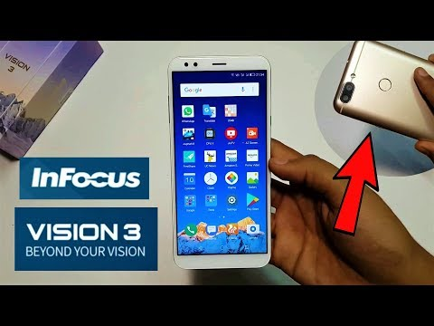 InFocus Vision 3 Full Review In Hindi | Budget 18:9 Display?