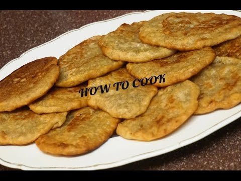 HOW TO MAKE JAMAICAN PLANTAIN FRITTER'S RECIPE JAMAICAN ACCENT 2016