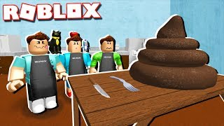 Roblox Adventures - WOULD YOU EAT THE POOP!? (Would You Rather)