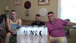 "Bts ""fake Love Dance Practice"" | Reaction"