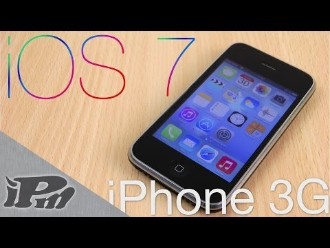 iOS 7 auf iPhone 3G, 2G, iPod Touch 2G, 1G installieren - ANLEITUNG