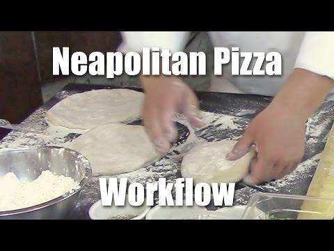 Neapolitan Pizza Workflow