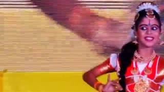 MINSARA KANNA Dance by Sreekutty Polpakkara (Krishnasree Suresh