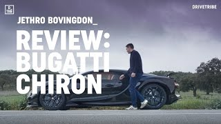 REVIEW: Bugatti Chiron, the new 1479bhp and 261mph hypercar king