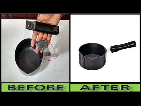 How to Fix a Broken PAN Handle at Home In 1-Minute