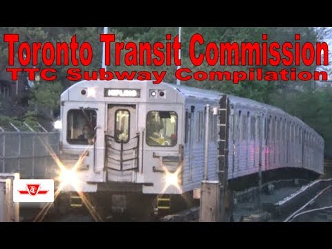 TTC Subway Compilation