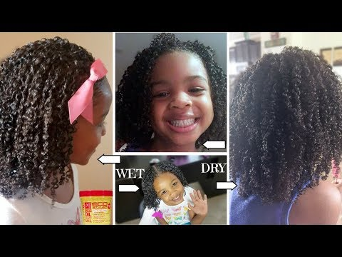 💞ECO STYLER ARGAN OIL GEL | WASH & GO | KIDS NATURAL HAIR💞
