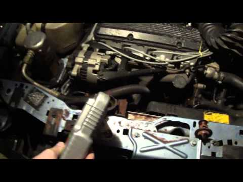 Flushing Your radiator and heater core replacement