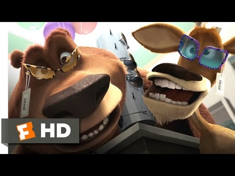 Open Season - Mini-Mart Mayhem Scene (1/10)   Movieclips