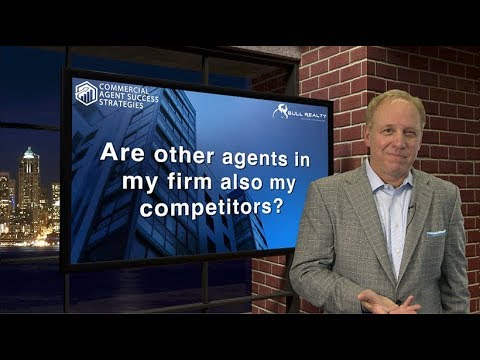 Are other agents in my firm also my competitors?