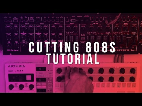 How To Cut Your 808's (FL Studio Beginners Tutorial)