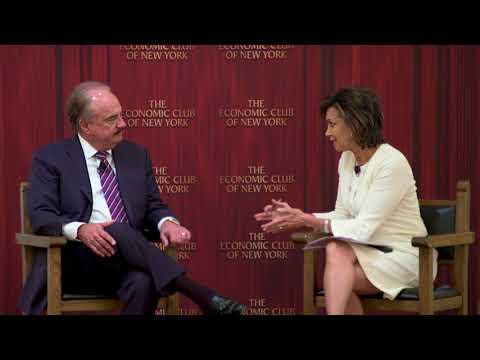 Economic Club NYC - Larry Merlo on Reinventing Pharmacy Care