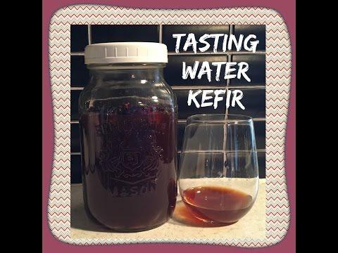 Water Kefir - Tasting