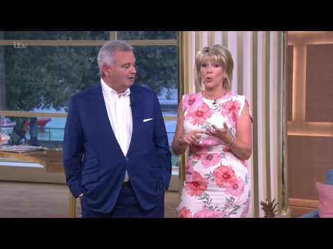 Eamonn's Dog Vomit Story   This Morning