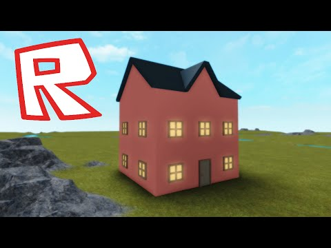 [ROBLOX Speed Build] - Simple House