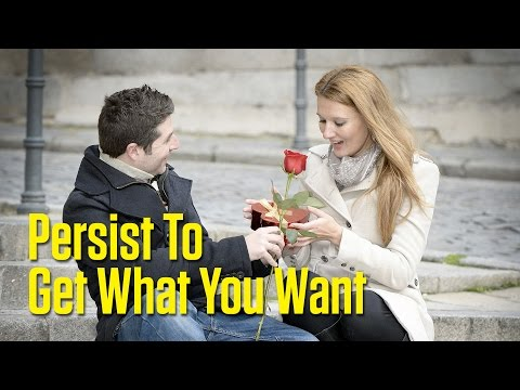 Persist To Get What You Want - The G&E Show