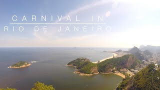 Carnival in Rio de Janeiro, Brazil   GoPro